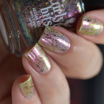 Aww Flake, It's Over? (Dec 2019 CoTM) by Girly Bits Cosmetics AVAILABLE AT GIRLY BITS COSMETICS www.girlybitscosmetics.com  | Photo credit: Polished to the Nines