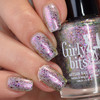 Aww Flake, It's Over? (Dec 2019 CoTM) by Girly Bits Cosmetics AVAILABLE AT GIRLY BITS COSMETICS www.girlybitscosmetics.com  | Photo credit: Manicure Manifesto