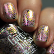 Aww Flake, It's Over? (Dec 2019 CoTM) by Girly Bits Cosmetics AVAILABLE AT GIRLY BITS COSMETICS www.girlybitscosmetics.com  | Photo credit: Streets Ahead Style