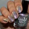 Aww Flake, It's Over?  (Dec 2019 CoTM) by Girly Bits Cosmetics AVAILABLE AT GIRLY BITS COSMETICS www.girlybitscosmetics.com    Photo credit: The Polished Mage