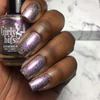 Aww Flake, It's Over? (Dec 2019 CoTM) by Girly Bits Cosmetics AVAILABLE AT GIRLY BITS COSMETICS www.girlybitscosmetics.com  | Photo credit: Your Girl Vee