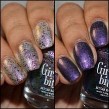 December 2019 colour of the month duo by Girly Bits Cosmetics AVAILABLE AT GIRLY BITS COSMETICS www.girlybitscosmetics.com  | Photo credit: The Polished Mage