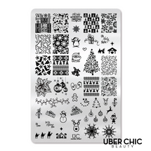 Holiday Spirit (Christmas-01) by Uber Chic Beauty