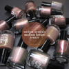 Girly Bits Prototypes - medium brown and bronze colours