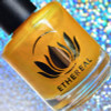 Mango from the Fruity Juicy Collection by Ethereal Lacquer AVAILABLE AT GIRLY BITS COSMETICS www.girlybitscosmetics.com   Photo credit: Cosmetic Sanctuary