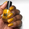 Mango from the Fruity Juicy Collection by Ethereal Lacquer AVAILABLE AT GIRLY BITS COSMETICS www.girlybitscosmetics.com