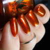 Persimmon from the Fruity Juicy Collection by Ethereal Lacquer AVAILABLE AT GIRLY BITS COSMETICS www.girlybitscosmetics.com | Photo credit: Felicia Bracamontes