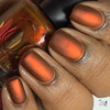 Persimmon from the Fruity Juicy Collection by Ethereal Lacquer AVAILABLE AT GIRLY BITS COSMETICS www.girlybitscosmetics.com | Photo credit Queen of Nails