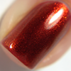Blood Orange from the Fruity Juicy Collection by Ethereal Lacquer AVAILABLE AT GIRLY BITS COSMETICS www.girlybitscosmetics.com