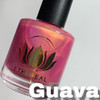 Guava from the Fruity Juicy Collection by Ethereal Lacquer AVAILABLE AT GIRLY BITS COSMETICS www.girlybitscosmetics.com | Photo credit: Queen of Nails