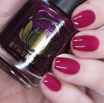 Dragonfruit from the Fruity Juicy Collection by Ethereal Lacquer AVAILABLE AT GIRLY BITS COSMETICS www.girlybitscosmetics.com | Photo credit: Cosmetic Sanctuary