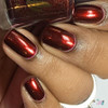 Very Cherry nail polish and oil duo by Ethereal x Matterhorn