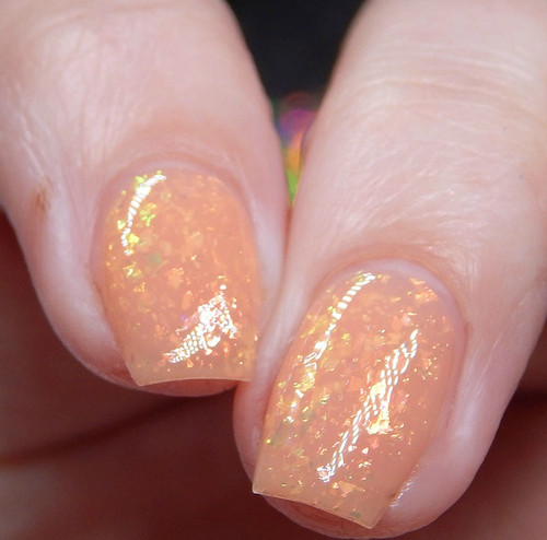 Just Peachy by Ethereal Lacquer