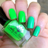neon green comparisons  by Emily de Molly