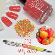 Yellow Polka Dot Bellini |  PPU May 2020 | Girly Bits