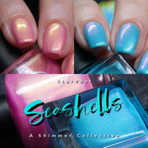 Stardust Collective | Ethereal and Kathleen & Co  {Seashells}