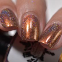 LynBDesigns  | Pleased to Heat You (PPU throwback companion polish)