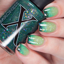 Baroness X  | Darkside of Oz polish  (PPU 2020 After Party Pre-Order)
