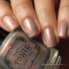 AVAILABLE AT GIRLY BITS COSMETICS www.girlybitscosmetics.com Incandescent (Holiday 2016) by Tonic Polish | Swatch courtesy of Lacquer Expression