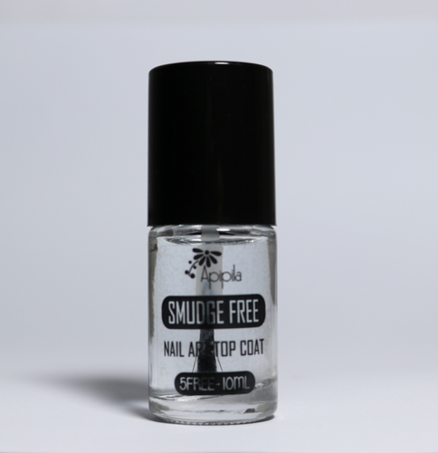 Apipila smudge free topcoat GIRLY BITS