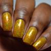 Gilded Galaxy