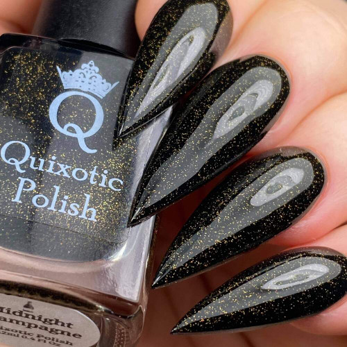 Midnight Champagne by Quixotic