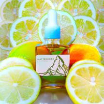 Lemon Curd Beard, Hair, & Cuticle Oil by Matterhorn Oils