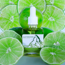 Key Lime Beard, Hair, & Cuticle Oil by Matterhorn Oils
