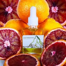 Blood Orange Beard, Hair, & Cuticle Oil by Matterhorn Oils