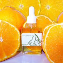 Satsuma Beard, Hair, & Cuticle Oil by Matterhorn Oils