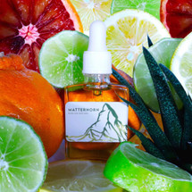 Citrus Agave Beard, Hair, & Cuticle Oil by Matterhorn Oils