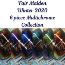 Winter 2020 Multichrome Collection (6pc) by Fair Maiden