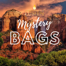 Painted Desert Inspired Mystery Bag (3 pcs) by Lumen