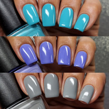 Cremes Collection (3pc) by Nailed It!