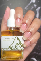 HONEYCOMB  beard, hair, and cuticle oil by Matterhorn OIls