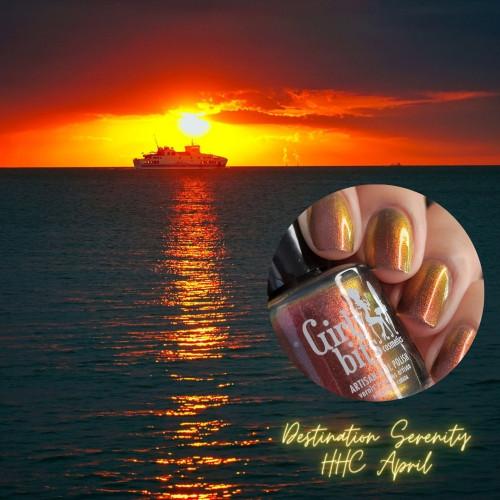 Destination Serenity (HHC April 2021) by Girly Bits