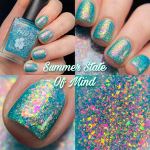 Summer State of Mind by Nailed It Hawaii