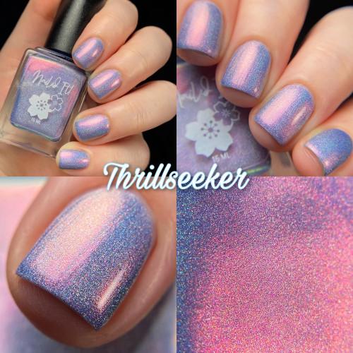 Thrillseeker by Nailed it Hawaii