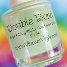 Vibrant Vinyls | Peach Beach Scented Double Bond Base Coat