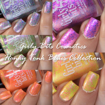 Honky Tonk Blues 5pc Collection by Girly Bits