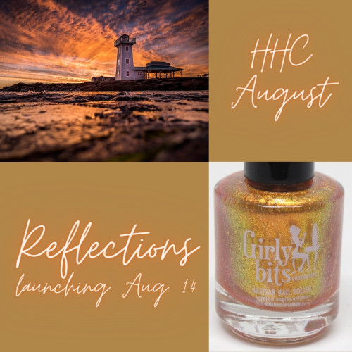 Reflections (HHC Aug 2021) by Girly Bits