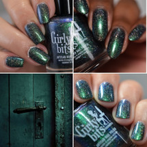 Locked Up Tight (Project Artistry Aug 2021) by Girly Bits