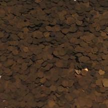 Brown .062 Hex Glitter