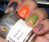 Swatch courtesy of Happylittlenails | GIRLY BITS Hocus Pocus