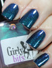 Swatch courtesy of The PolishAholic | GIRLY BITS COSMETICS Cosmic Ocean