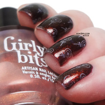 GIRLY BITS COSMETICS Shift Happens | Swatch courtesy of xoxo, Jen