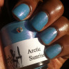 Swatch courtesy of Polish Obsession | GIRLY BITS Arctic Sunrise