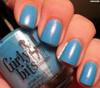 Swatch courtesy of The Nail Polish Guru | GIRLY BITS COSMETICS Arctic Sunrise