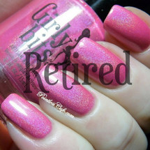 Swatch courtesy of Pointless Cafe | GIRLY BITS COSMETICS Hot Shot