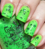 Swatch courtesy of The PolishAholic | GIRLY BITS COSMETICS Face The Music